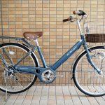 セオサイクルオリジナル / 266アンテロープ・ブラン②