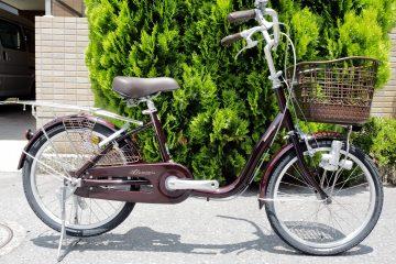 ブリヂストン / アルミーユミニ AU00 ブリジストン BS 軽い 軽量 小柄 年配 安心 安全 丁寧 セオサイクル 戸田公園 乗りやすい 扱いやすい